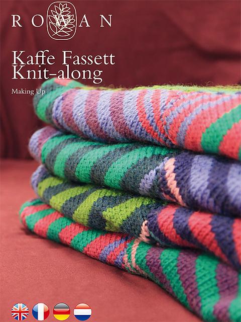 Ravelry Kaffe Fassett Mystery Knit A Long Pattern By Kaffe Fassett