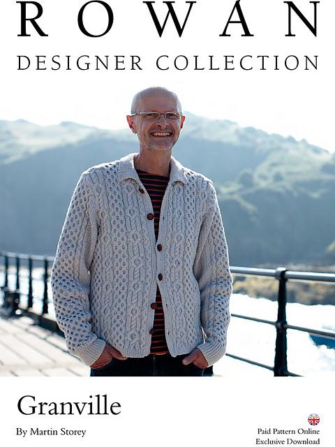 Ravelry Rowan Designer Collection Harbor Knits By Martin Storey