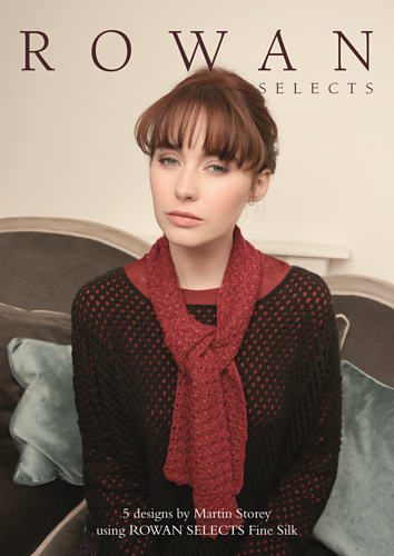 Ravelry Rowan Selects Fine Silk Collection Patterns