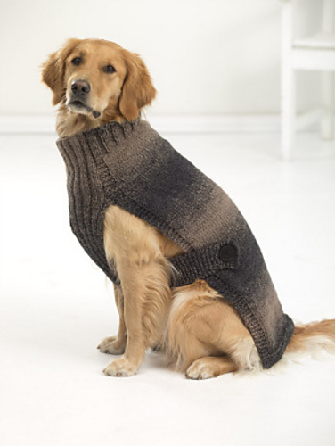 Ravelry Hunters Urban Dog Sweater Pattern By Lisa M Barnes