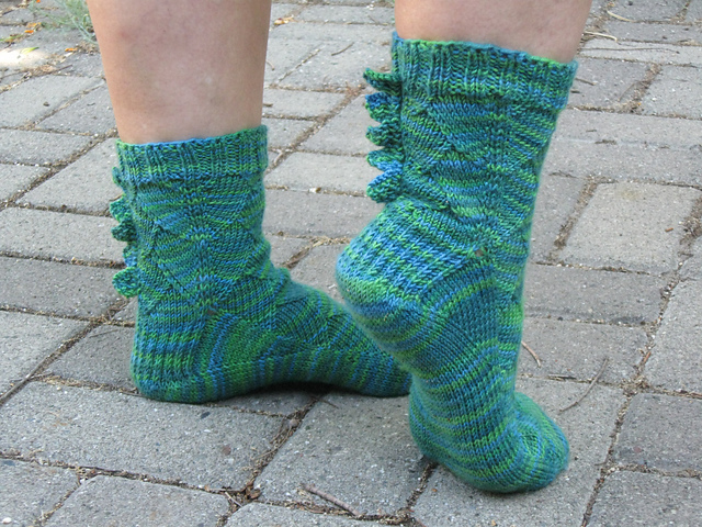 Indie Design Gift Along 2018 Sock Patterns 10