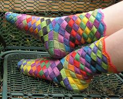 Entrelac_socks_2_small