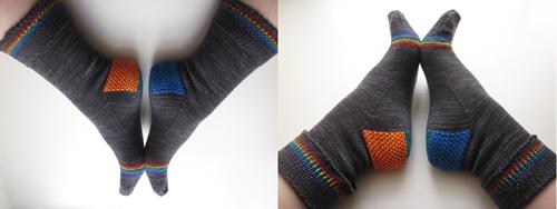 Rainbow_pipes_and_linen_-_cuff-up_-_cuff-down_-_both_socks_medium