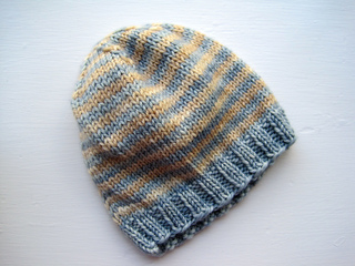 78c288954d95 Ravelry  Basic Baby Hat pattern by Heather Tucker