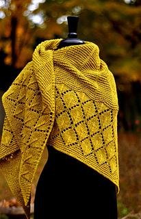 Quaking Aspen pattern by Dee O'Keefe