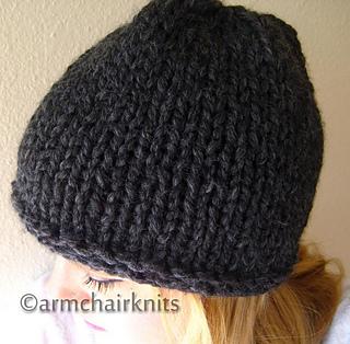 Ravelry  Basic Hat   Radiant Hat pattern by Lion Brand Yarn 84ec726c3c3