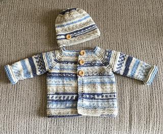 Ravelry Babbity Baby Jacket Pattern By Marianna Mel
