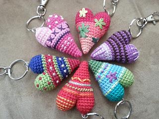 Ravelry Herz Gehäkelt Crochet Heart Pattern By Kerstin Arnold