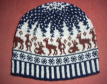 Snow_roe_deer_beanie0_small_best_fit