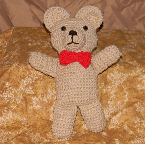 Ravelry Super Easy Teddy Bear Pattern By Stormy'z Crochet Fascinating Teddy Bear Patterns