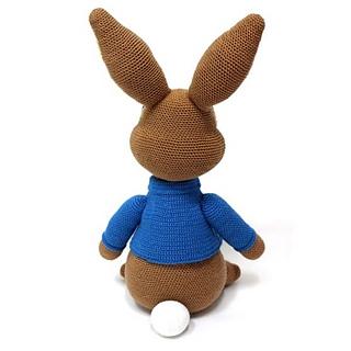 Ravelry: Peter Rabbit pattern by Gretel Crespo