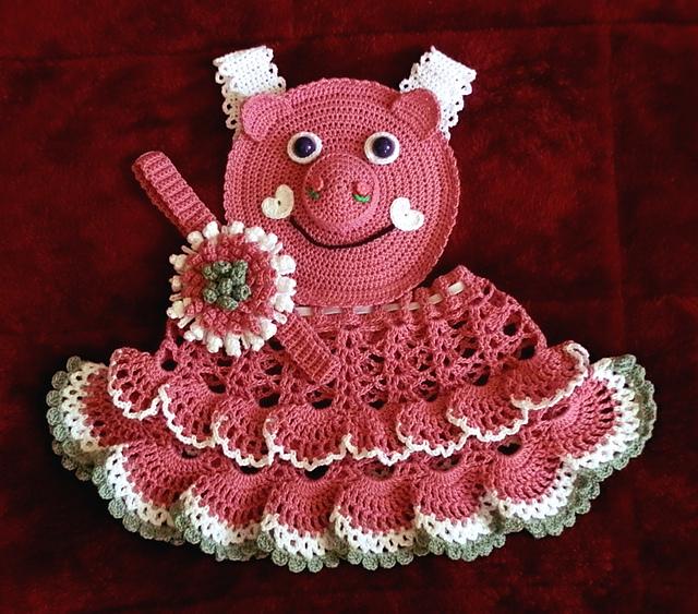 Ravelry Baby Girl Dress Pinafore Topper Crochet Pattern Pdf Pattern