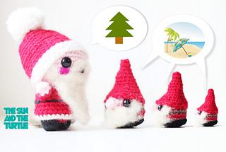 Amigurumi Christmas Free Patterns : Ravelry amigurumi christmas elf free pattern pattern by jennifer