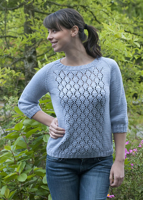 Ravelry Not Your Boyfriends Sweater Pattern By Vera Sanon