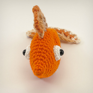 Ravelry chip the goldfish crochet fish pattern by susan for Susan s fish and chips