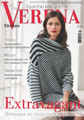 Ravelry Verena Stricken 2016 Spatherbst Patterns