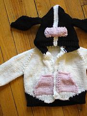 Babysweaterbuffetcow