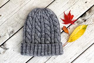 562dfc43488cf7 Ravelry: Jason's Cashmere Hat pattern by Melissa Thomson