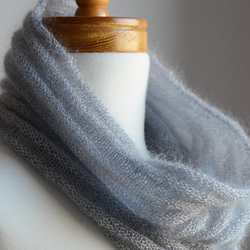 Ravelry Welted Cowl Pattern By Jane Richmond