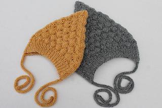 Ravelry  Pixie Baby Bonnet pattern by Tanya Lapatsina 9aef0296dd2