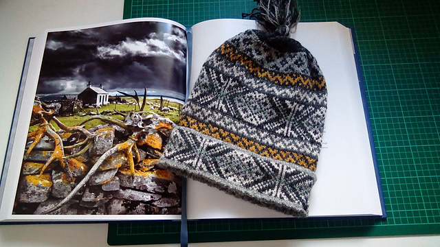 Ravelry: Fisherman's Kep pattern by Anne Sinclair