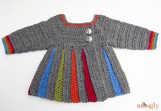 Ravelry Eloise Baby Sweater Pattern By Tamara Kelly