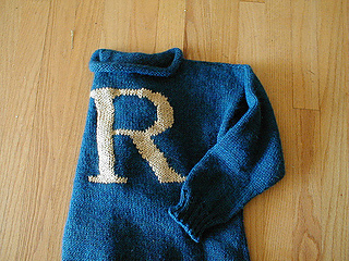 Ravelry The Weasley Sweater Pattern By Alison Hansel