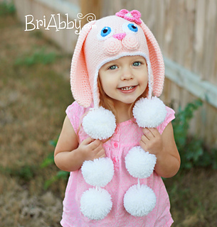 Ravelry sweet bunny hat pattern pattern by joni memmott briabby briabby 2015 dt1010fo