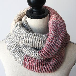Ravelry Ombre Infinity Scarf Tunisian Crochet Pattern By Tara