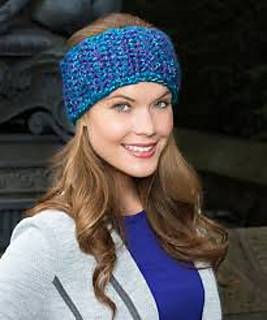 Ravelry Blissful Ear Warmer Pattern By Laura Bain