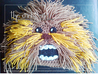 Ravelry  Chewbacca Hat pattern by Andrea Campbell ac685e397f9