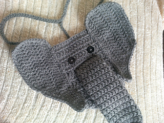 5df4a13a4c99 Elephant Thong pattern by Andrea Campbell - Ravelry