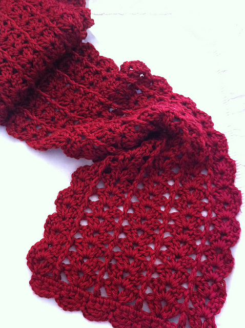 Ravelry Urban Shells Pattern By Katherine Crombie