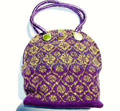 Ravelry Molly S Carpetbag Pattern By Cricket Toomey