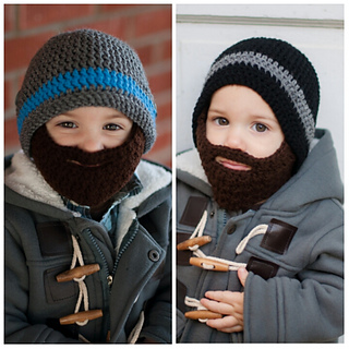 a8046c4ce62 Ravelry  Crochet Beard Hat pattern by Theresa s Crochet Shop