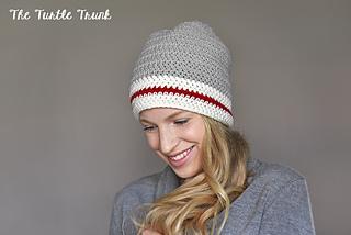 59f66ecfb52 Ravelry  Sock Monkey Beanie Bundle pattern by The Turtle Trunk