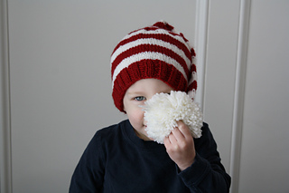 6970dbd192e52 Ravelry  Wool of the Andes Stocking Cap pattern by Jessica Zoz