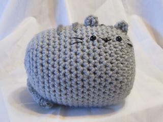 Pusheen Amigurumi Free Pattern : Ravelry: Pusheen Cat Amigurumi pattern by Tiffany Wilson