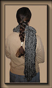 Loop-d-loop_scarf_--_camel_hair-metallic_yarns__over_shoulder__small_best_fit