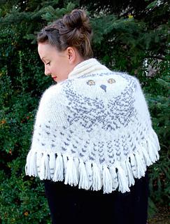 a66065f086e9 Ravelry  hedwig pattern by tiny owl knits
