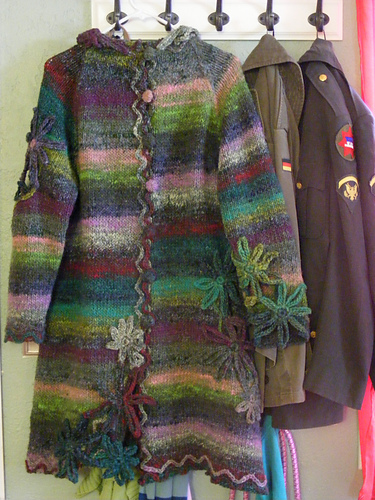 Noro Transitions Star Jacket Y-755 PDF