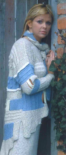 Ravelry Limavady Sweater And Scarf Pattern By Maggie Jackson