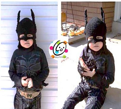 Ravelry Batmask Pattern By Heidi Yates