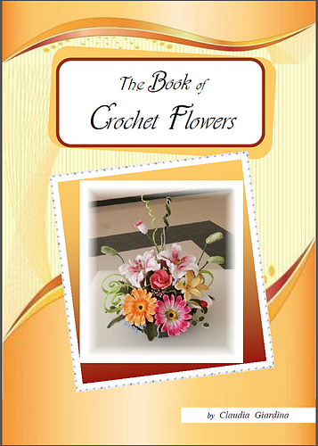 patterns > The Book of Crochet Flowers 2