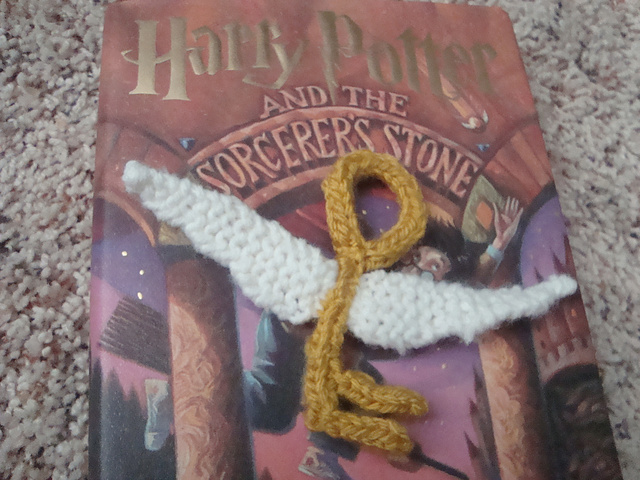 Ravelry: Flying Keys from Harry Potter and the Sorcerer\'s Stone ...