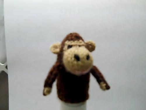 Ravelry Monkey Finger Puppet Pattern By Tommy Smith