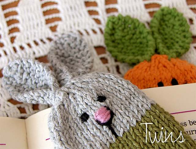 Ravelry Bunny Bookmark Pattern By Ala Ela