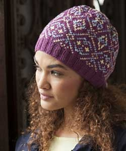 Ravelry Slouch Hat Pattern By Simona Merchant Dest