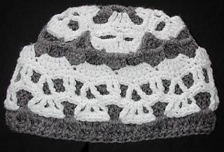 Ravelry Creepy Skull Mandala Hat Pattern By Spider Mambo