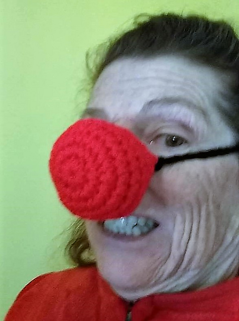 Ravelry The Ultimate Nose Warmer Pattern By Spider Mambo